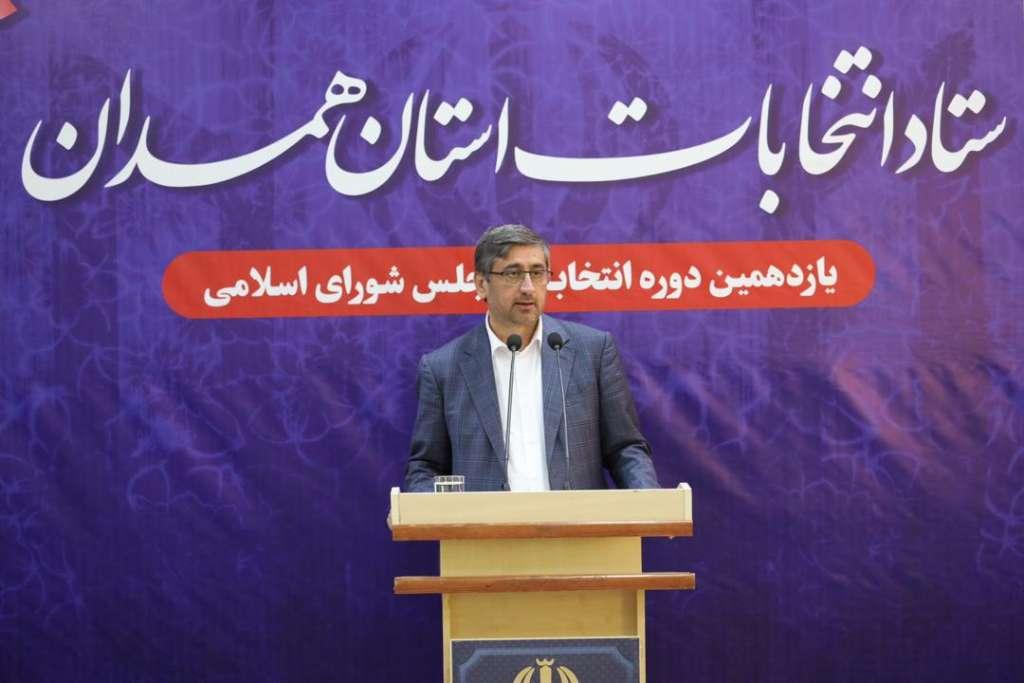 آغاز شمارش آرا در ۵ شهرستان استان همدان