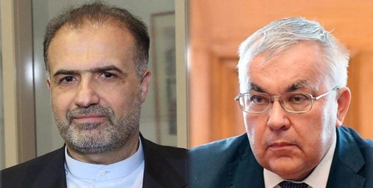 تحولات سوریه موضوع مذاکرات ایران و روسیه