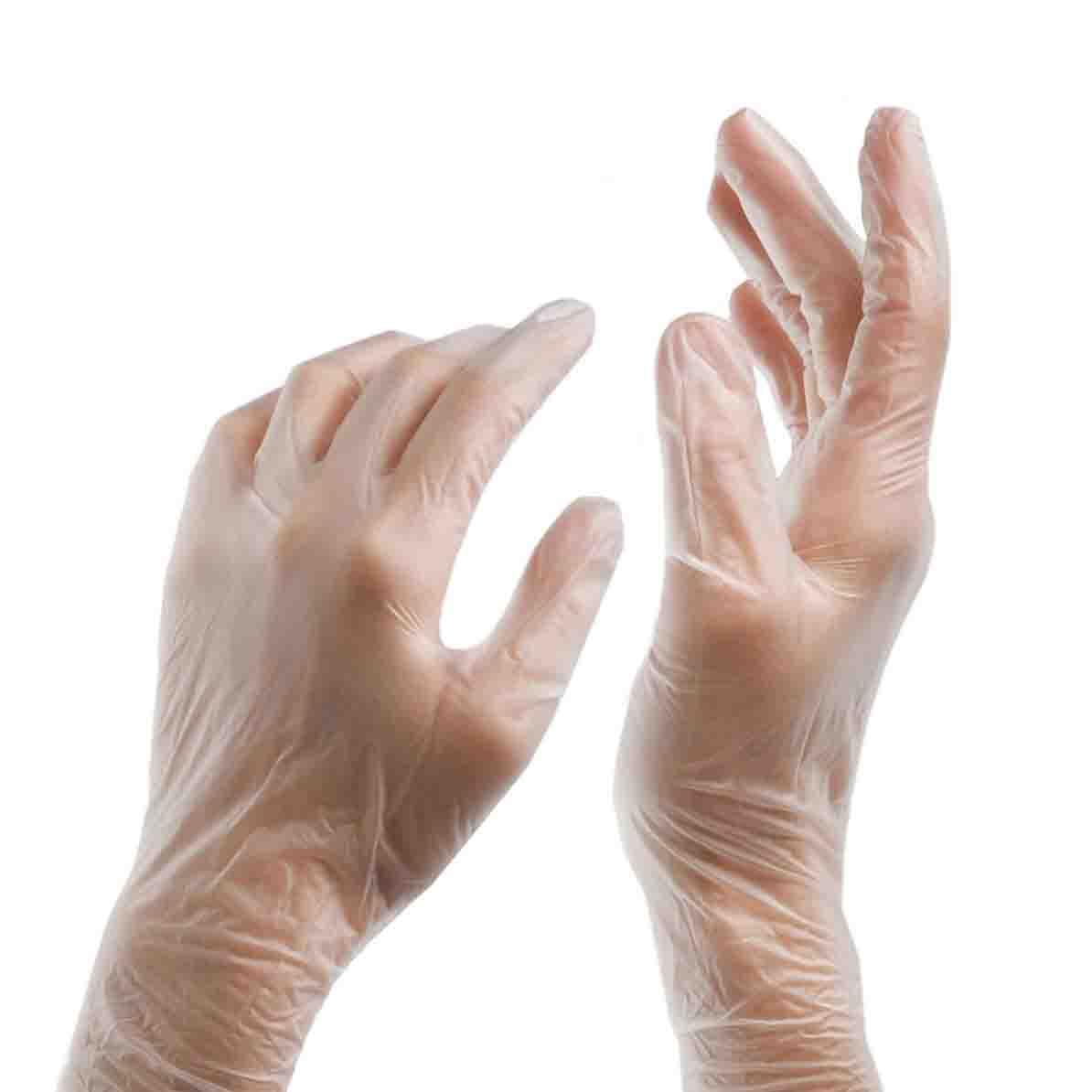 استفاده از دستکش