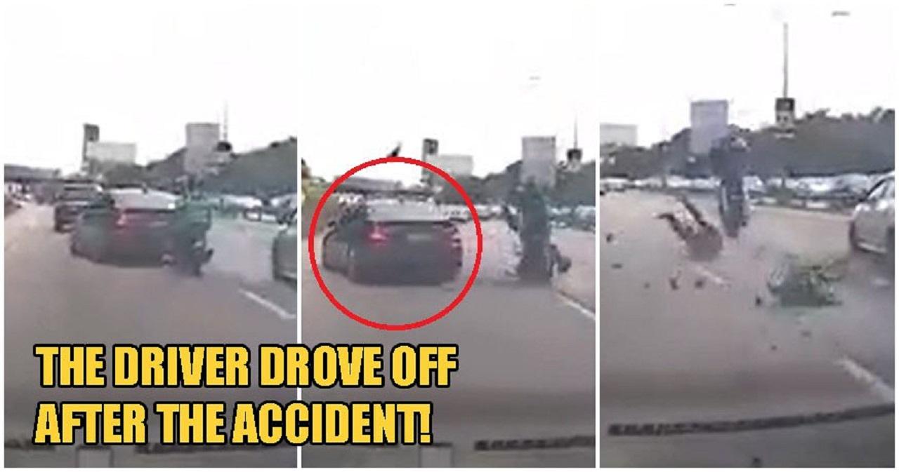 معلق زدن موتورسوار