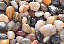 ایدههای خلاقانه و جالب با استفاده از سنگهای کف رودخانه + فیلم