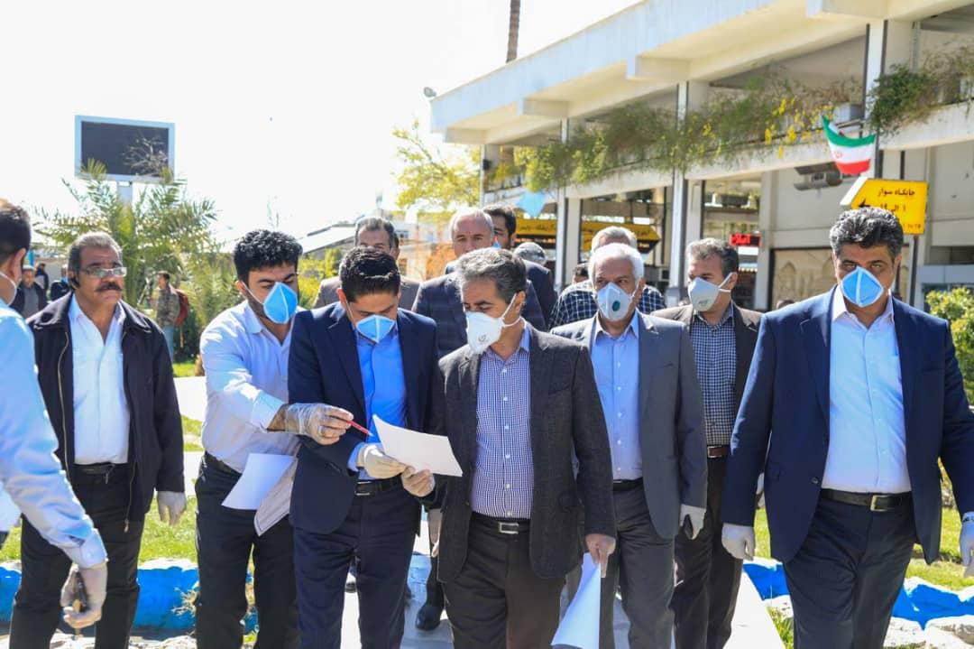 تاکید شهردار شیراز بر توقف کامل جابه جایی مسافر از شهرهای آلوده کشور به شیراز