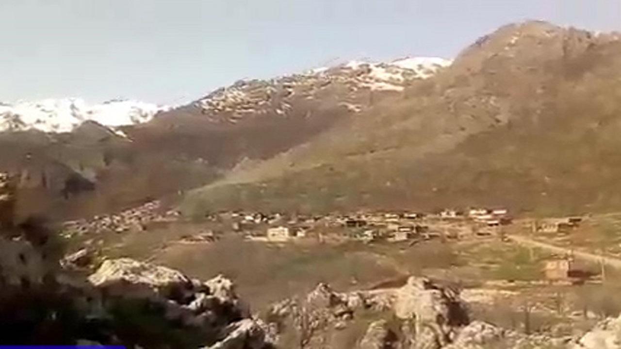 طبیعت روستای بندول در قاب دوربین + فیلم