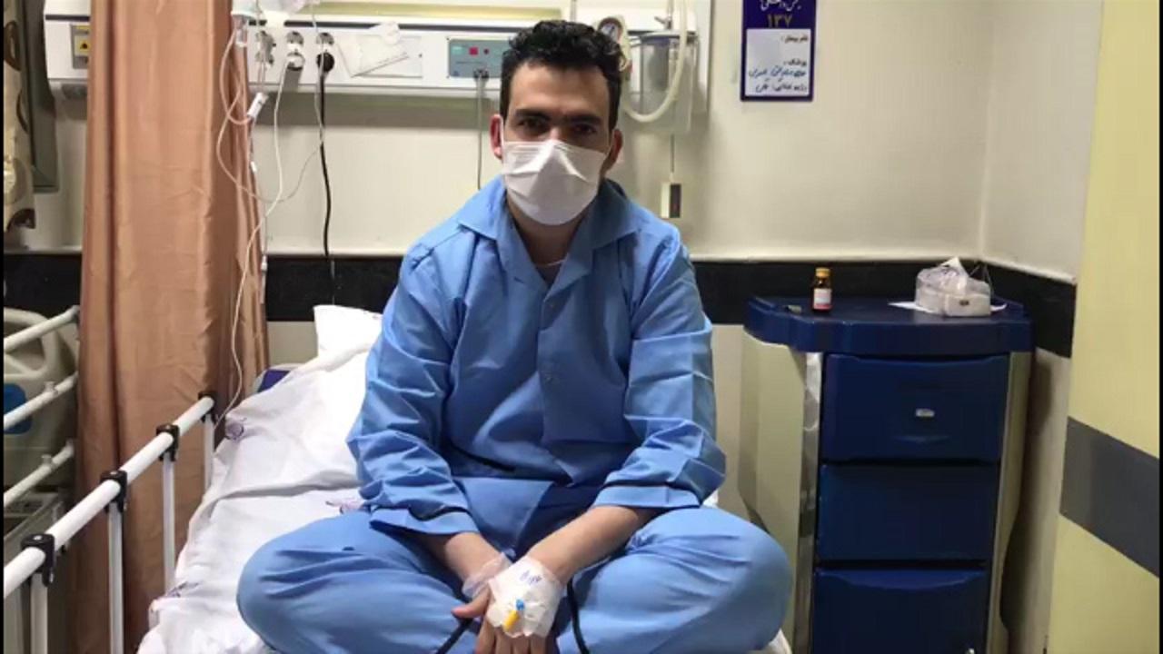 از ایستگاه صلواتی پخش مواد گندزدا در بهارستان تا توصیههای یک بیمار کرونایی به مردم + فیلم و تصاویر