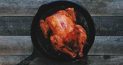 اشتباهات رایجی که در پختن مرغ مرتکب میشویم