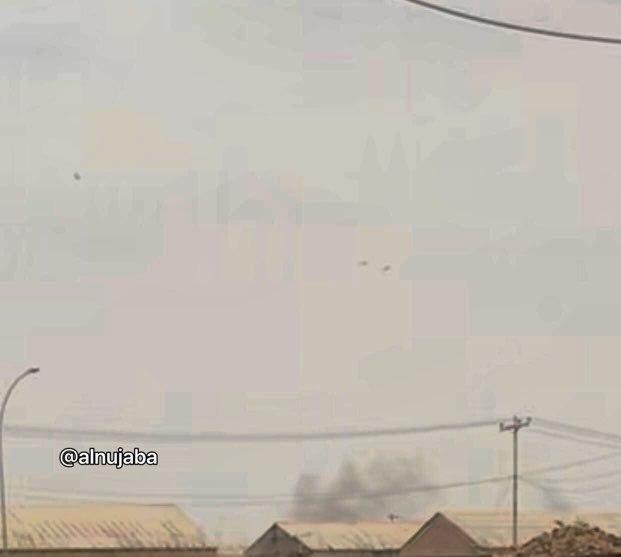 حمله موشکی مجدد به پایگاه التاجی عراق