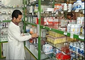 توزیع اقلام بهداشتی و مواد ضدعفونی بین نیازمندان