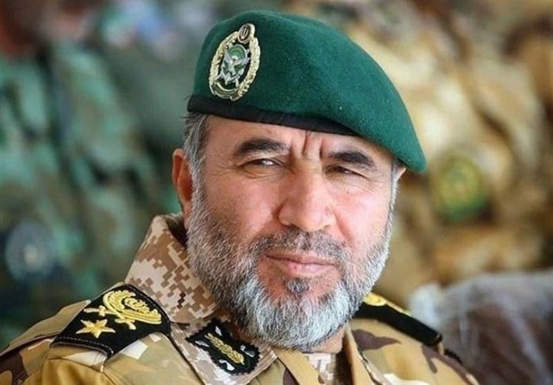 امیر سرتیپ حیدری فرمانده میدانی اقدامات درمانی و پیشگیری ارتش شد