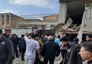 از برپایی کاروان شادی یلدا در شیراز تا انفجار گاز در یک پیتزا فروشی با ۸ مصدوم + فیلم و تصاویر