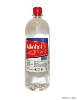 مصرف الکل باعث از بین رفتن ویروس کرونا می شود؟