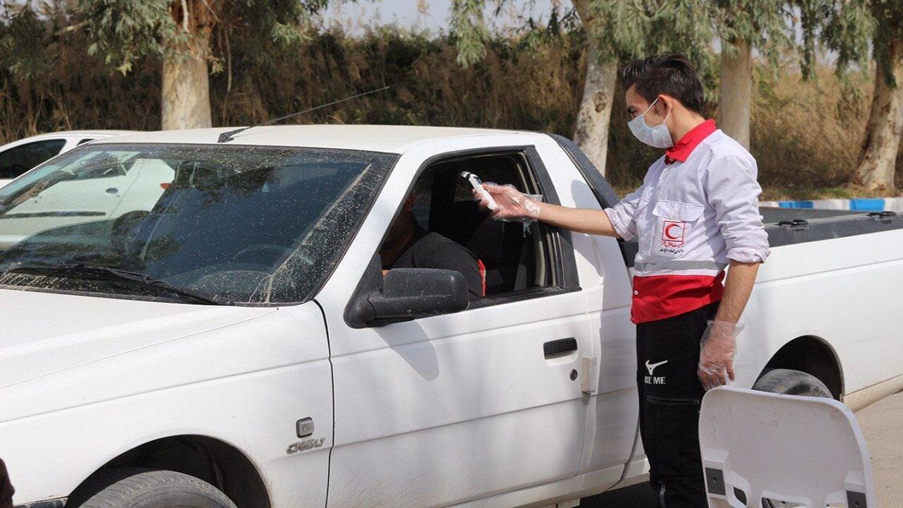 ۷۰ هزار نفر در ورودی استان سمنان تبسنجی شدند