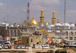 دپوی عید///جزئیات پروژههای ستاد باسازی عتبات عالیات در سامرا