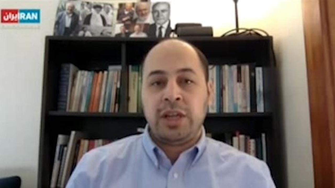 پاسخ جالب کارشناس ایران اینترنشنال به سیاهنمایی مجری این شبکه + فیلم