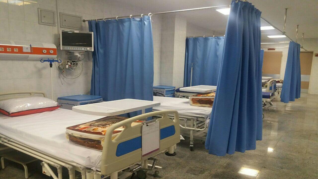 پیش بینی 566 تخت برای پذیرش بیماران کووید 19