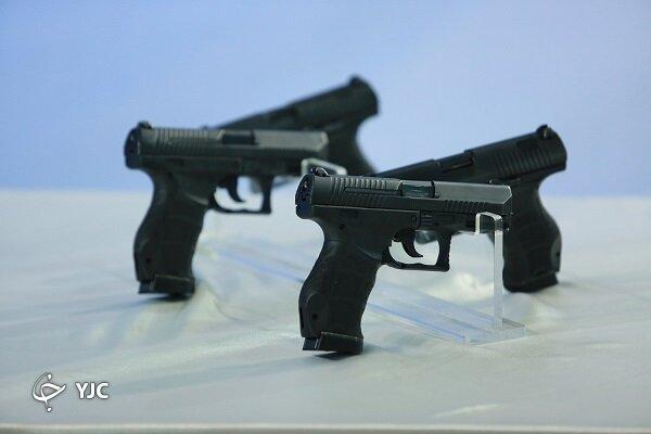 اسلحههای کمری ایرانی؛ سه تفنگدار قدرتمند بومی + تصاویر