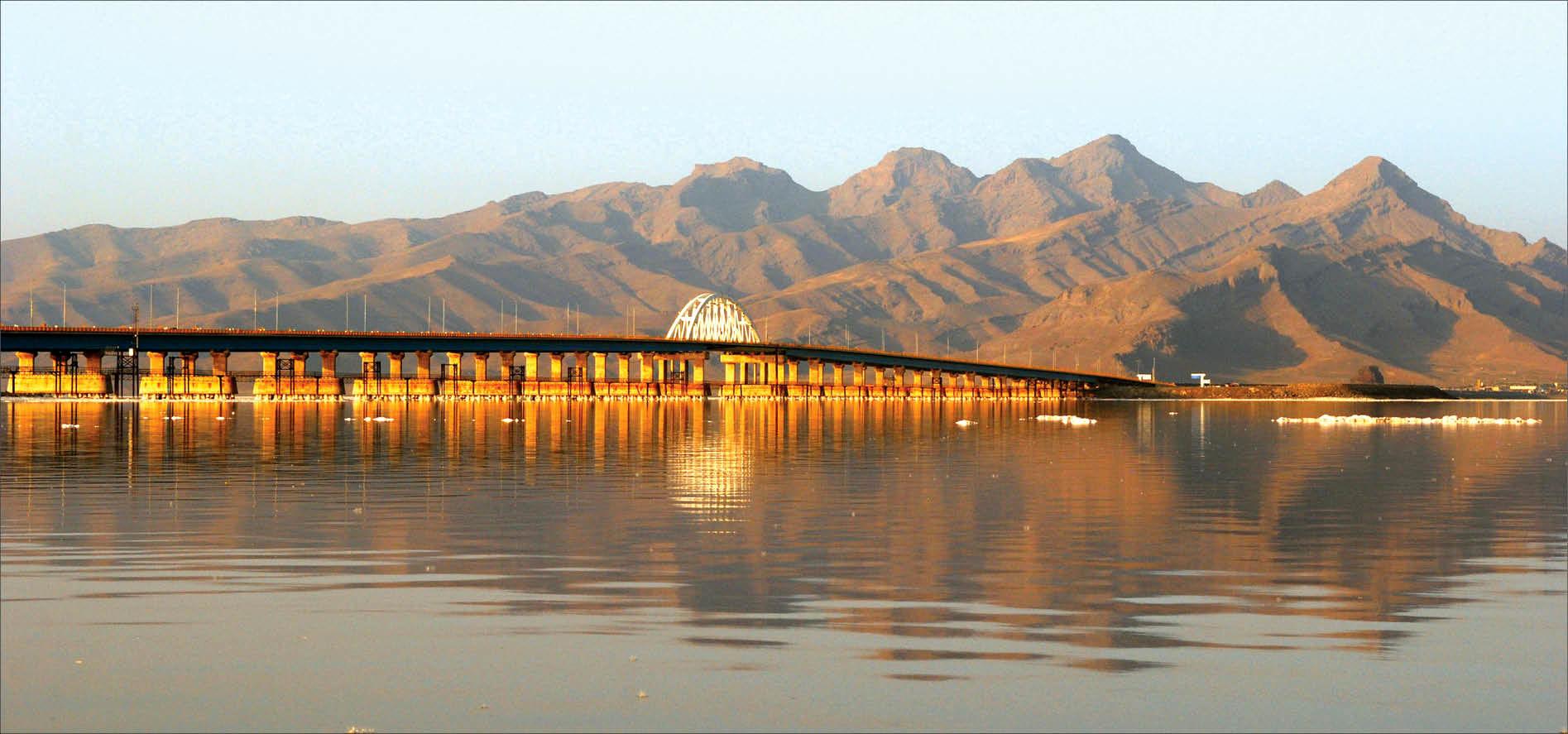 دریاچه ارومیه در آستانه افزایش وسعت تا ۳ هزار کیلومترمربع