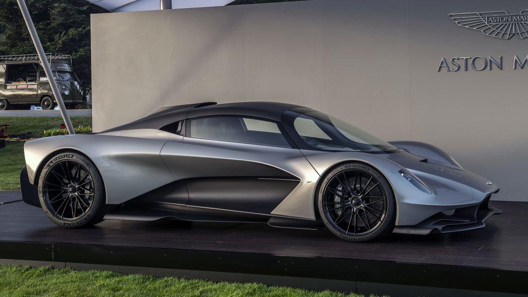 تولید موتور جدید خودرو توسط استون مارتین