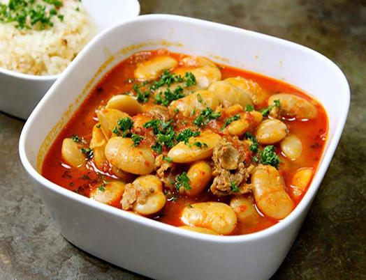 فاصولیه؛ خوراک لوبیای ترکیهای//دپوی