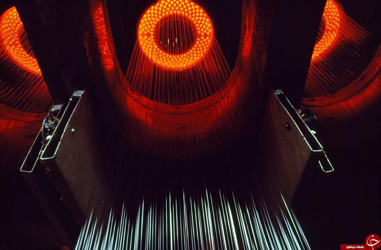 عکس روز نشنال جئوگرافیک از دستگاه ساخته شده از پلاتینیوم