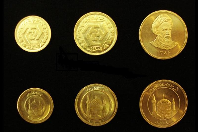 کاهش ۳۲ هزار تومانی سکه