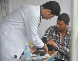 پزشکان در ایام نوروز آماده خدمت رسانی به بیماران