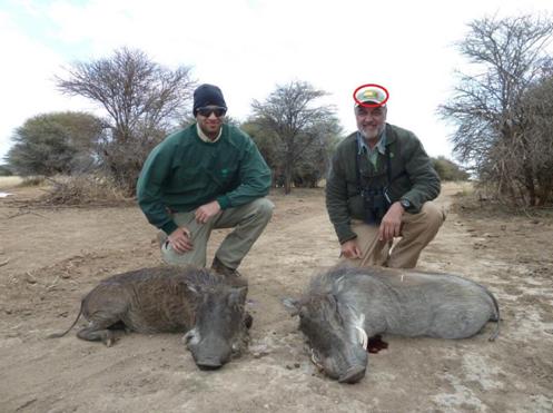 شکارچیانی که به عنوان دوستداران محیط زیست به جامعه قالب شدند