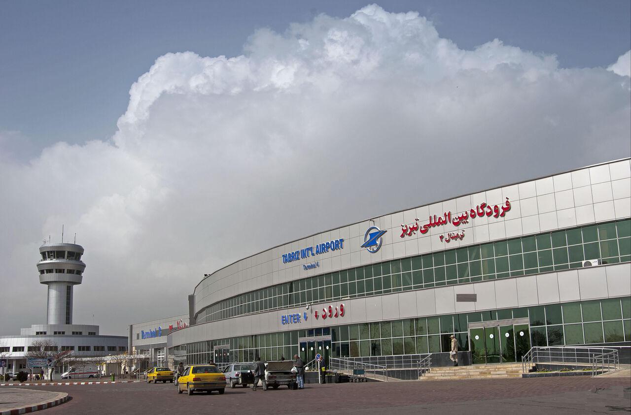 راهاندازی دستگاه هواساز در فرودگاه تبریز