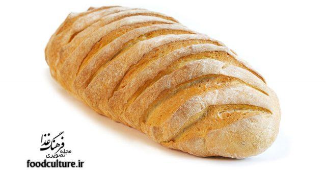نان بلومر و طرز تهیه آن
