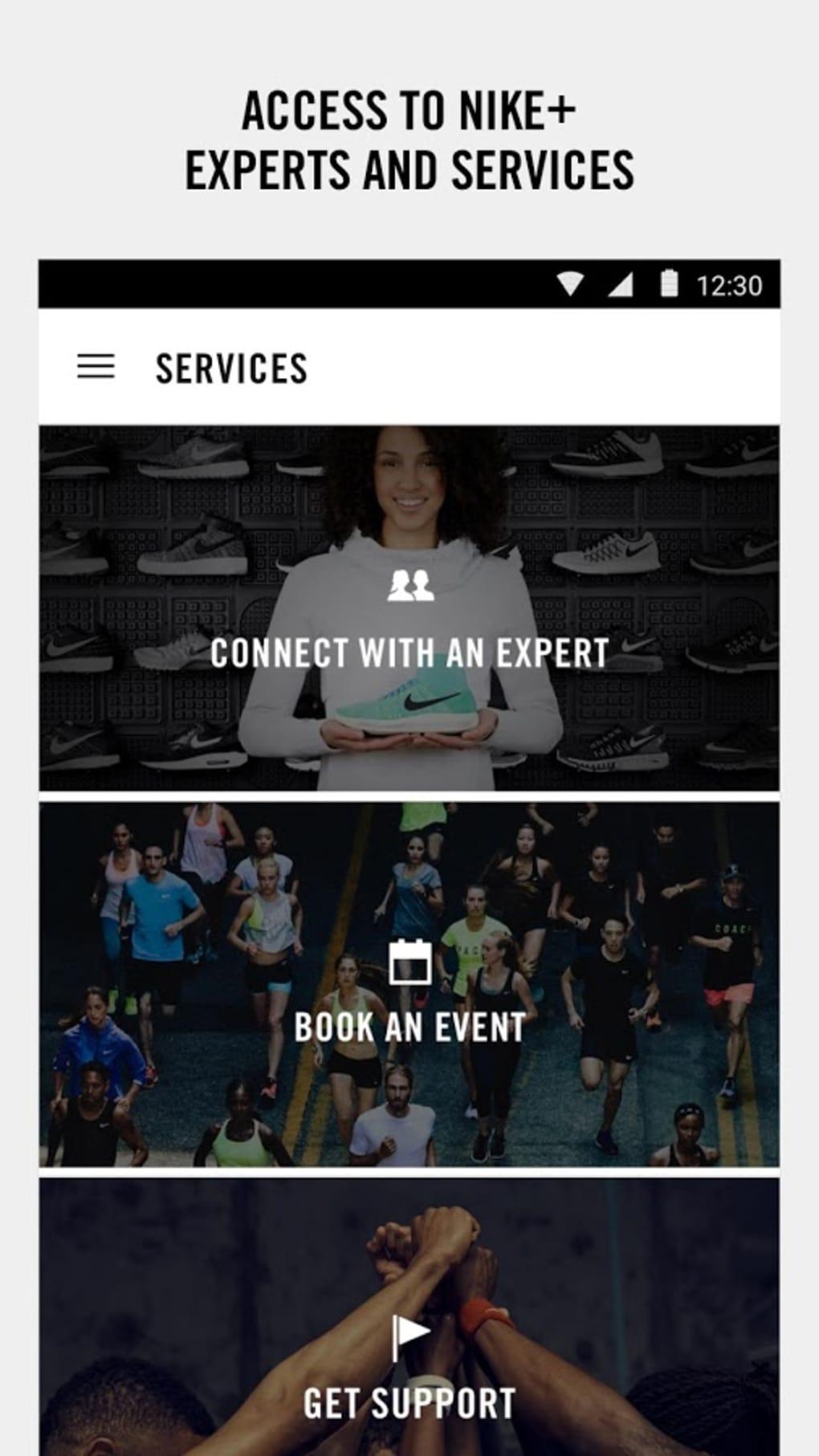 دانلود Nike + 2.103.0 برنامه نایک پلاس