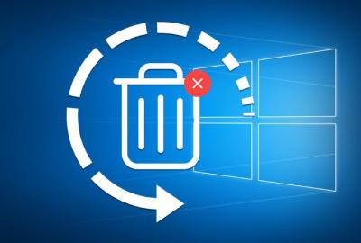 آموزش بازیابی فایلهای پاک شده بدون نیاز به نرم افزار!