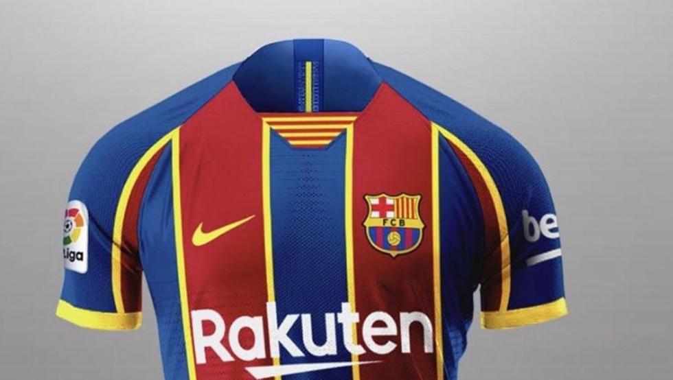 کیت فصل آینده بارسلونا + عکس