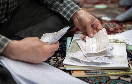 آغاز شمارش آرا در شعب اخذ رای شهری کردستان