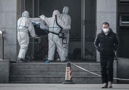 تلفات ویروس کرونا در چین