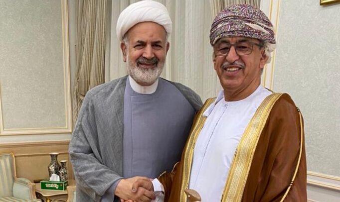 سفیر ایران با وزیر بهداشت سلطنت عمان دیدار کرد