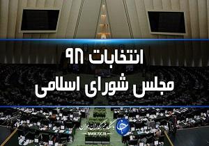 نتیجه قطعی انتخابات مجلس یازدهم در چهارمحال و بختیاری