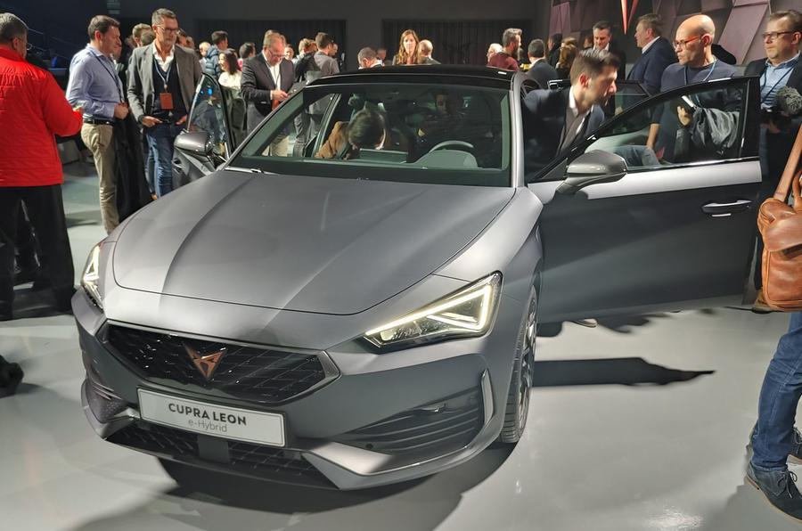 جزئیات مختصر از معرفی نهایی جدیدترین نسخه خودروی لئیون