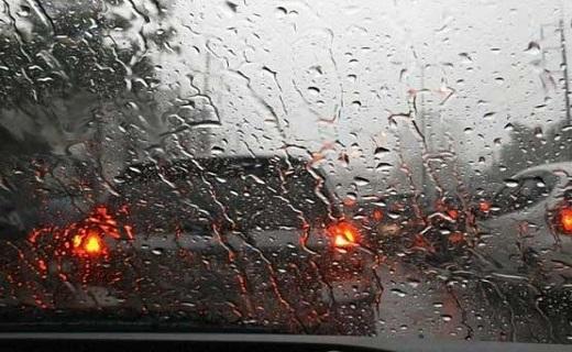 خبر خوش بارش باران زمستانی در قم