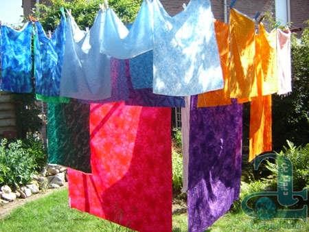 نکاتی برای خشک کردن انواع لباس ///دپوی عید