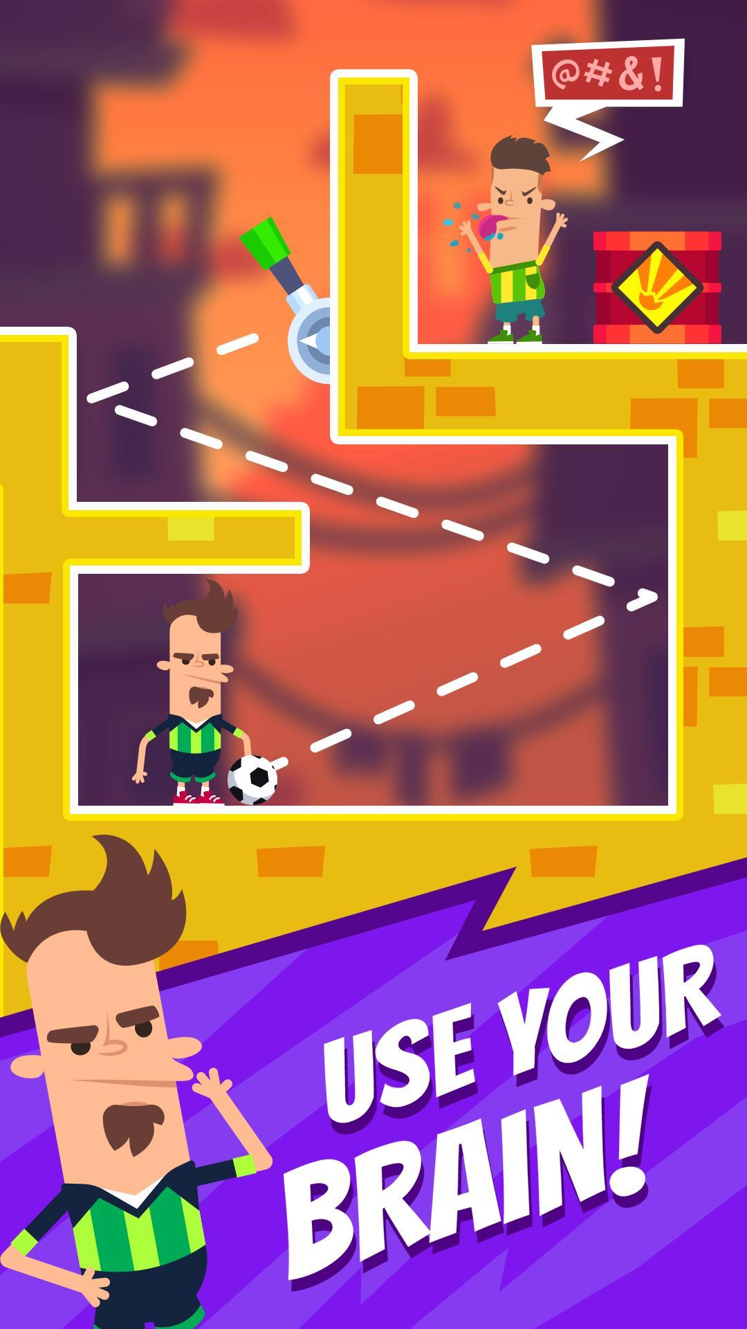 دانلود Football Killer v1.0.6 – بازی قاتل فوتبالی