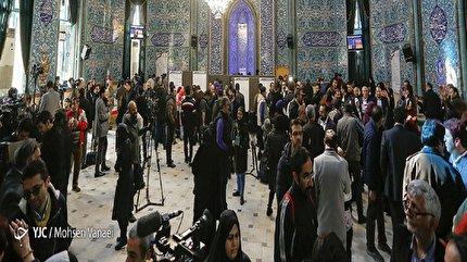دلیل مردم وطن دوست و انقلابی ایران برای شرکت در انتخابات مجلس + فیلم