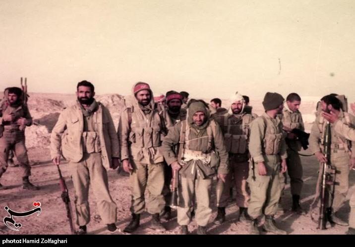 روایتی از رشادتهای نیروهای گردان قائم در عملیات خیبر/ عملیاتی که دروازه غرور بعثیها را شکست + تصاویر