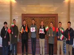 پیام مردم چین به مردم ایران برای مبارزه با کرونا + فیلم