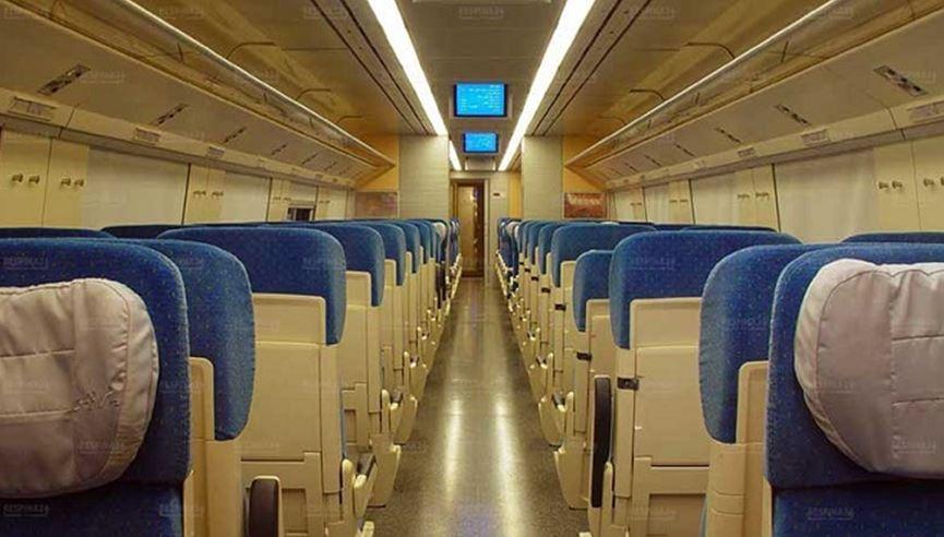 نوروز امسال با سریع ترین قطار ایران به مشهد سفر کنید!