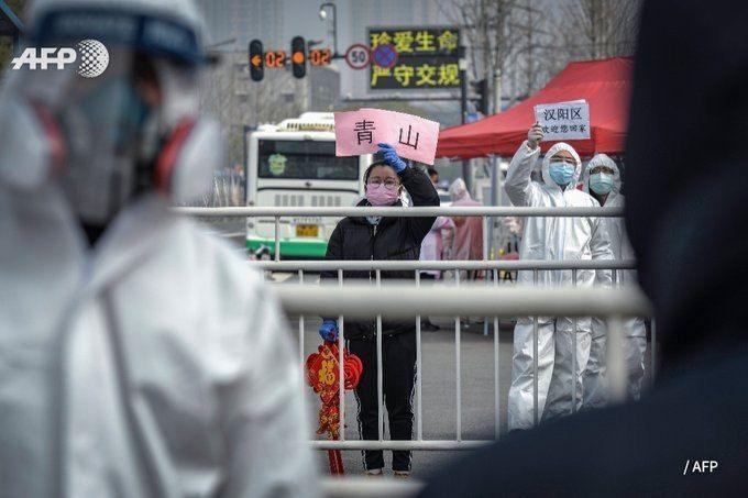 شهر «ووهان» چین از قرنطینه خارج شد+ تصاویر