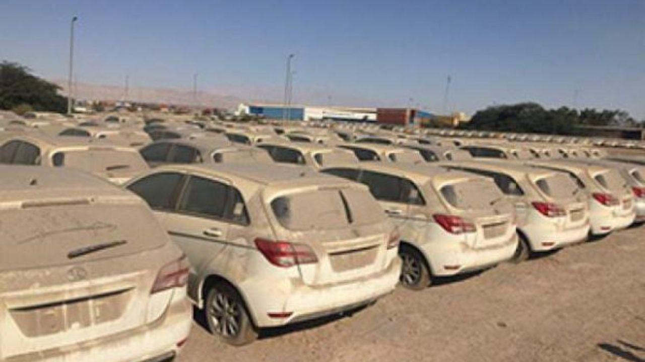 (گزارش) ترخیص خودروهای دپویی عاملی در کاهش قیمت خودرو