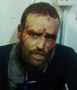 عاقبت افسری که به تروریستها پیوست + عکس