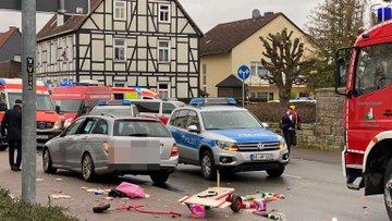 ورود خودرو به میان جمعیت در آلمان 15 مجروح بر جای گذاشت