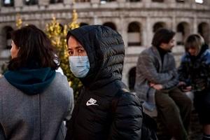هفتمین قربانی در ایتالیا بر اثر شیوع کرونا
