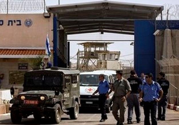 گذرگاه بیت حانون فلسطین