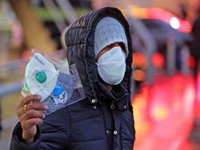 وقتی از ماسک کره میگیرند! + فیلم